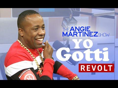 Video: Yo Gotti interview with The Breakfast Club's Angie Martinez