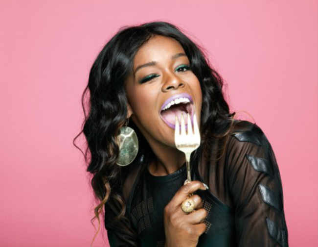 Azealia Banks rapper wants Obama