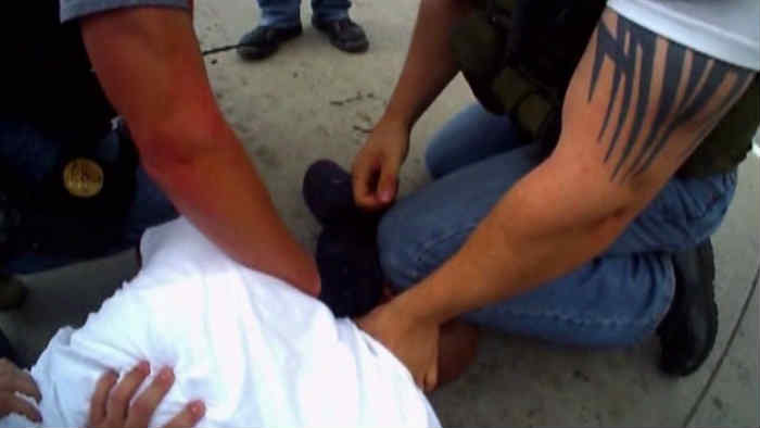 Eric Courtney Harris shot killed by police OK