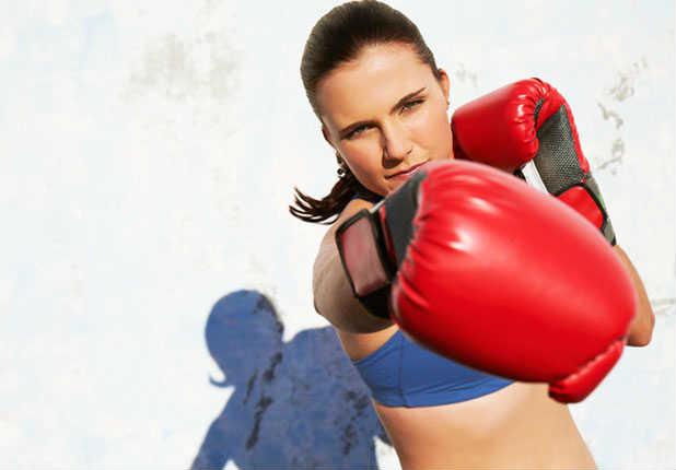 Lexi Thompson Pro Golfer boxing