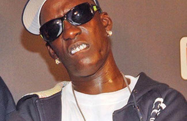 Memphis rapper Crunchy Black