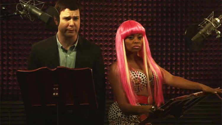 Taraji P. Henson plays Nicki Minaj SNL Saturday Night Live