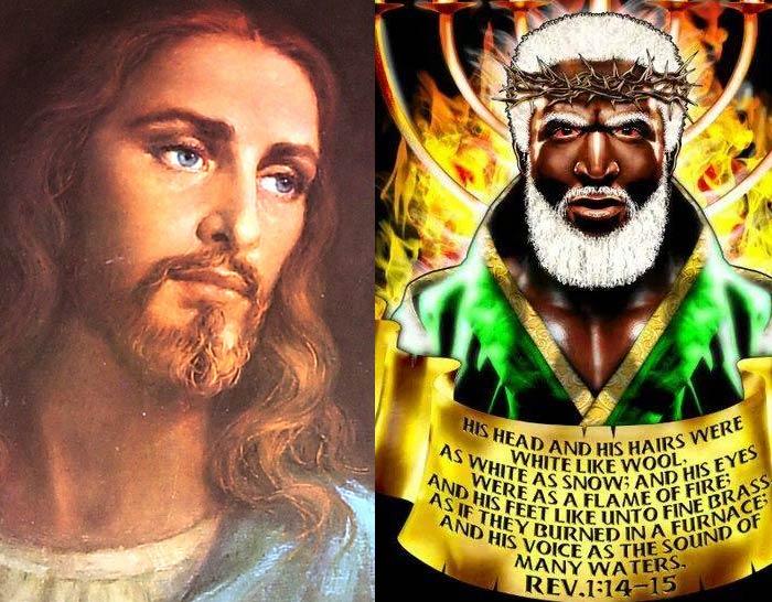 White Jesus - Black Jesus