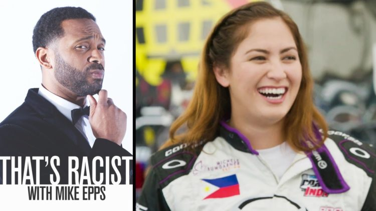 Asians Can't Drive | That's Racist with Mike Epps Episode 3