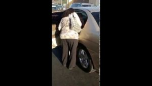 Caught On Video: Woman Beats Child With Tablet Over The Head In Parking Lot