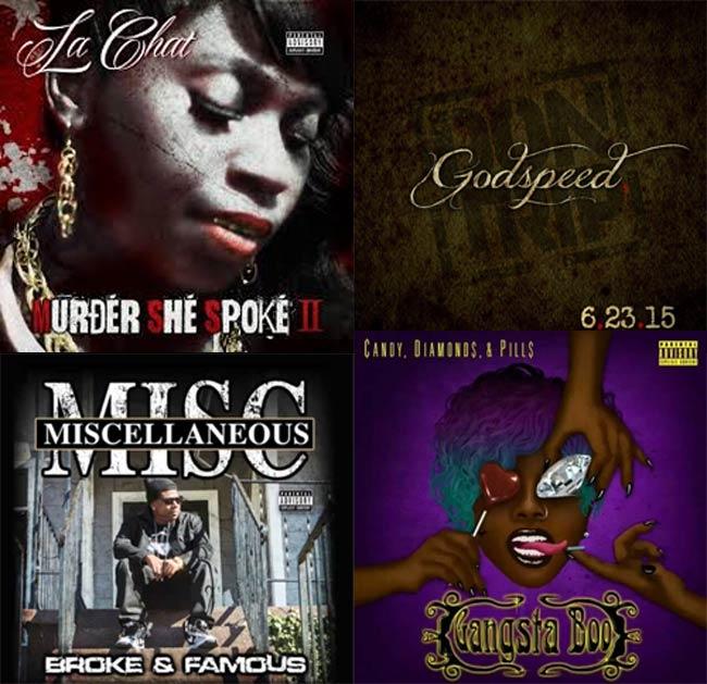 hip hop music release Memphis rap 4-15