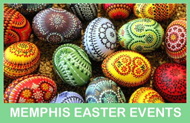 memphis easter events