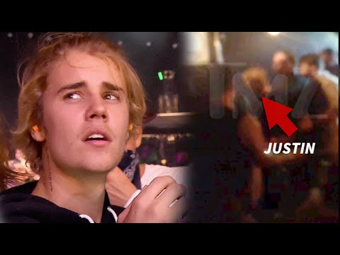 Video: Justin Bieber Put in Chokehold & Thrown Out of Drake's Show at Coachella
