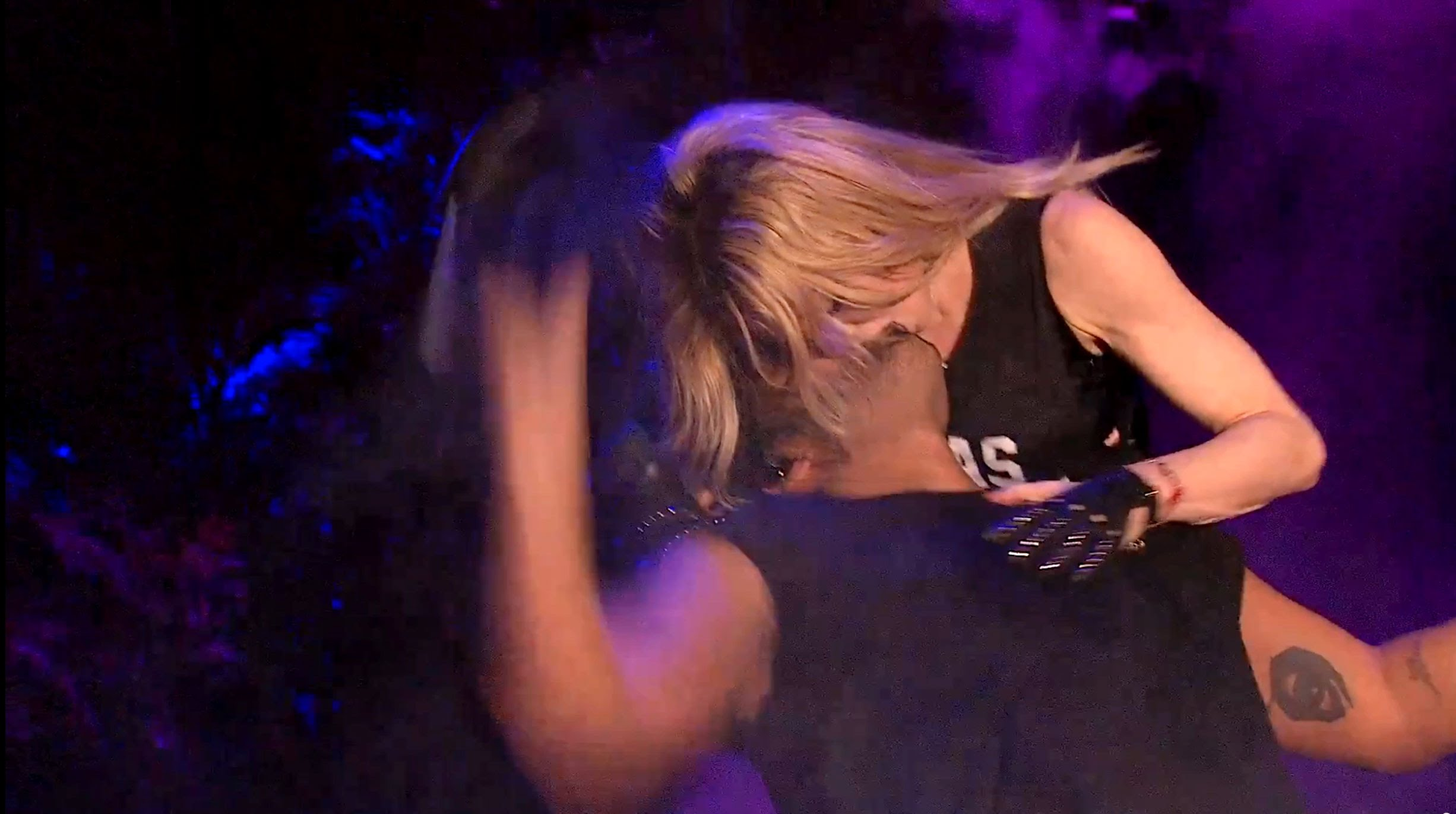 "Video: Madonna Tongue Kissing Drake at Coachella: See His Shocked Reaction ""WTF! Was That?"""