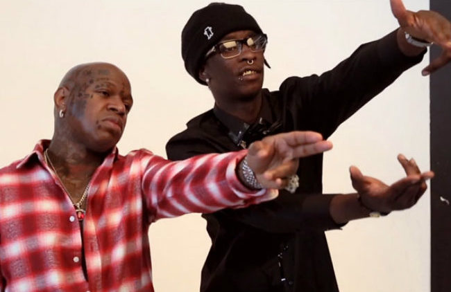 Birdman and Young Thug
