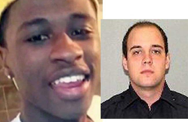 Darrius Stewart shot by Memphis police Connor Schilling