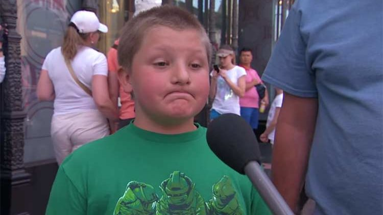 kids view on gay marriage Jimmy Kimmel Live