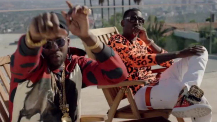 Young Dolph feat. 2 Chainz & Juicy J – Pulled Up (Music Video)