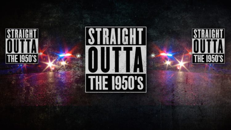 Extra Straight Outta Compton Police Equals Racism?