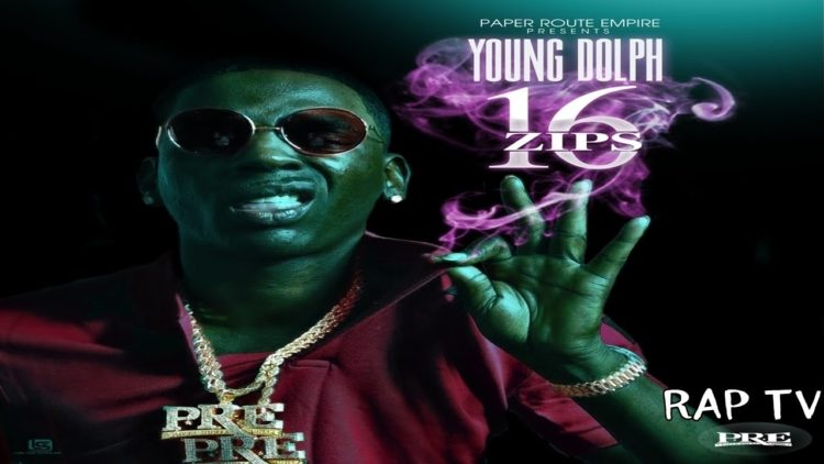 Young Dolph – 16 Zips (Mixtape)