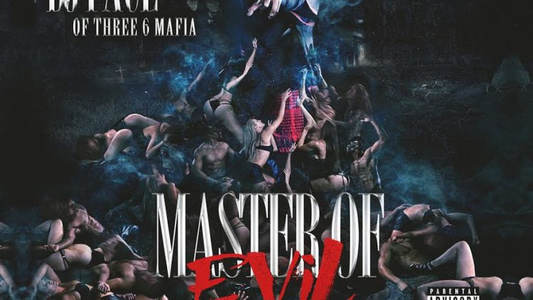 DJ Paul Master of Evil album cover