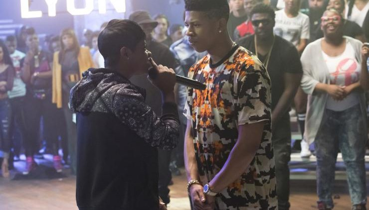 Empire Episode 8 Freda vs Hakeem