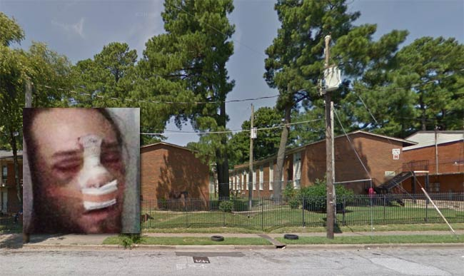 Graham Patton white boy attacked in black neighborhood
