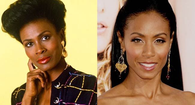 Janet Aunt Viv Hubert and Jada Pinkett on Oscars Boycott