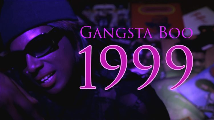 Gangsta Boo – 1999 (Music Video)