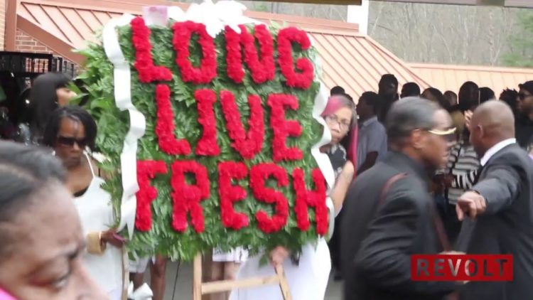 Bankroll Fresh Remembered At Funeral After Being Killed At Atlanta Studio Shooting
