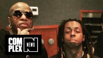 Lil Wayne, Birdman, Yo Gotti Cook Something Up In The Studio?
