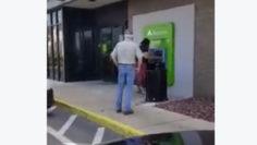 Mans Racist Tirade at Alabama ATM