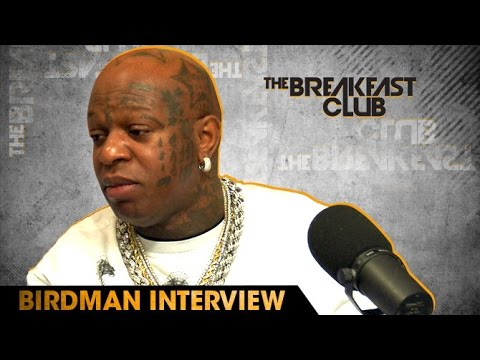 Birdman Walks Confronts The Breakfast Club Hosts, Walks Out On Interview