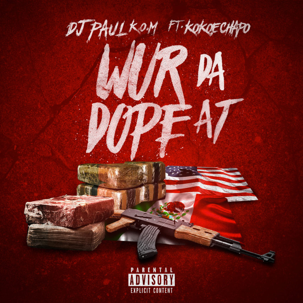 DJ Paul Wur Da Dope At cover art
