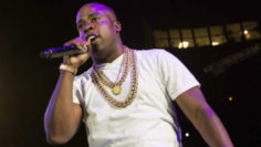 Yo Gotti performing