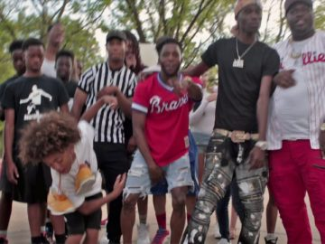 """Lody Lucci Feat. iHeartMemphis """"Reebok"""" Video"""