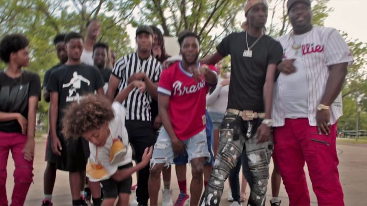 "Lody Lucci Feat. iHeartMemphis ""Reebok"" Video"
