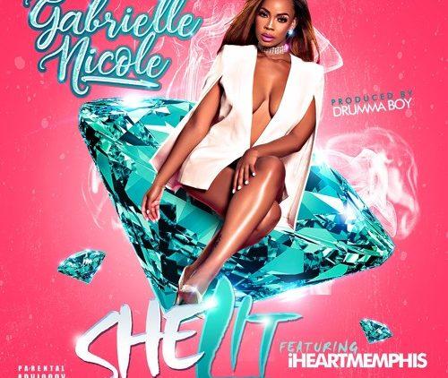 Gabrielle Nicole – She Lit