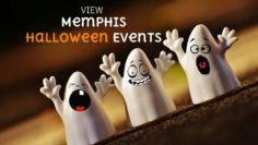Memphis Halloween events