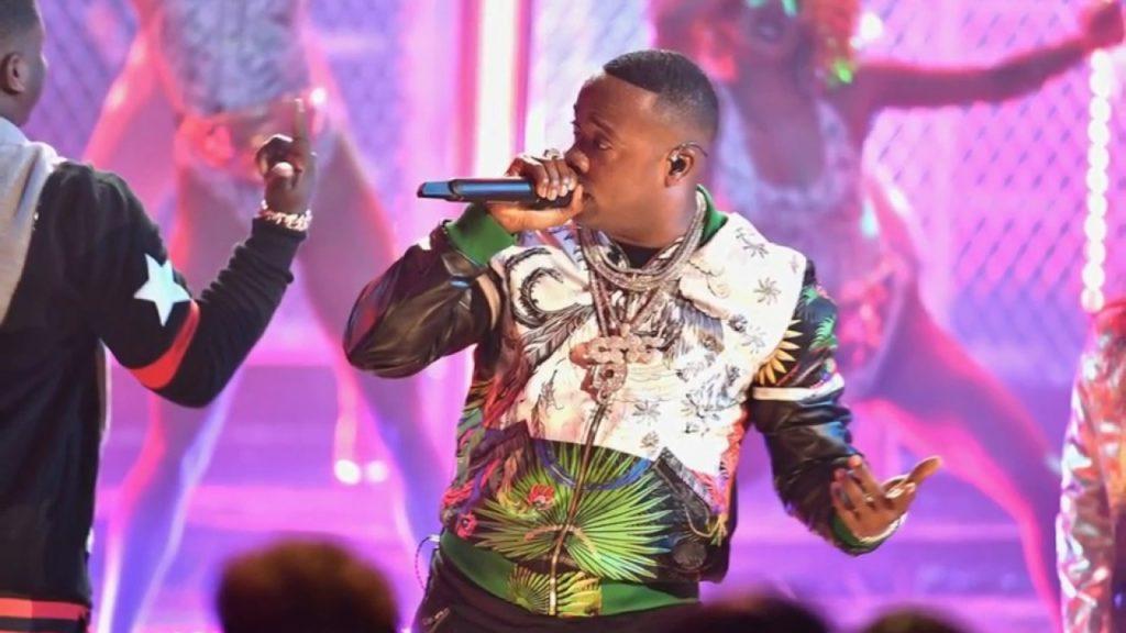 Yo Gotti performance at BET Hip Hop Awards 2017