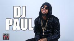 DJ Paul Talks on Underground Vol. 17, Relationship with Juicy J, Three 6 Mafia Reunion