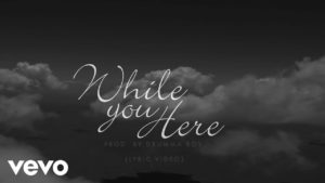 "Young Dolph Drops ""While U Here"" Song Lyrics Video"
