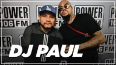 DJ Paul on producing Drake song