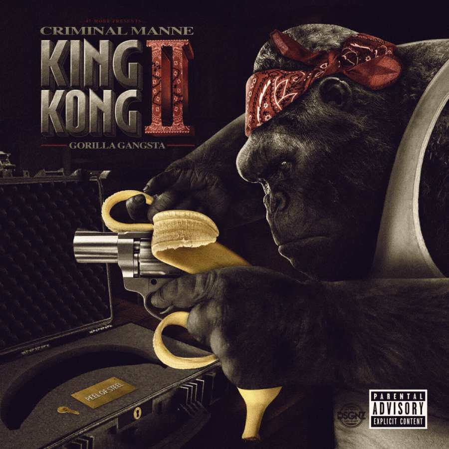 King Kong 2 Gorilla Gangsta