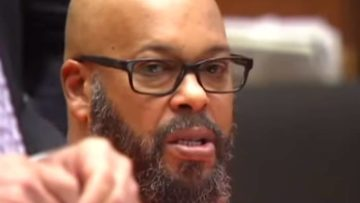 Suge Knight 28 years manslaughter