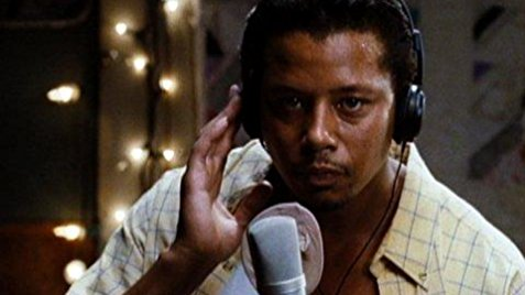Hustle and Flow movie screen