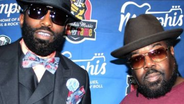 8Ball and MJG at Memphis Music Hall of Fame feat