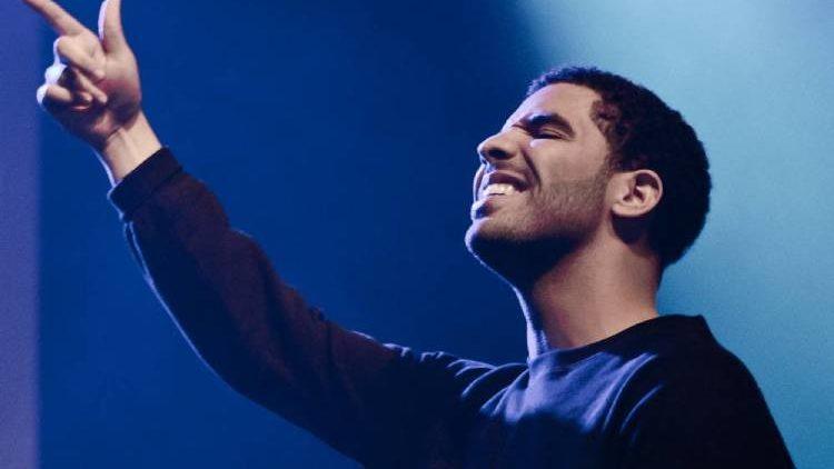 Drake-on-stage