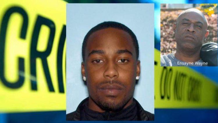 Ensayne Wayne killer captured