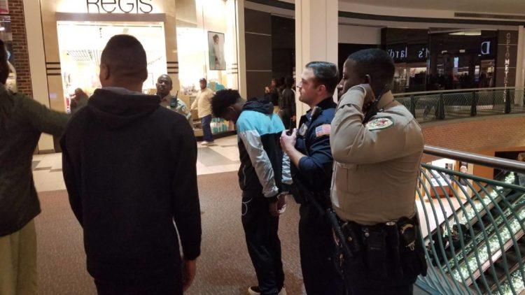 Montavious Smith Kevin McKenzie Wolfchase Mall arrest