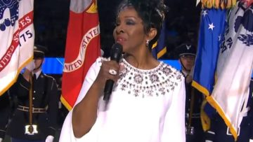 Gladys Knight Superbowl LIII