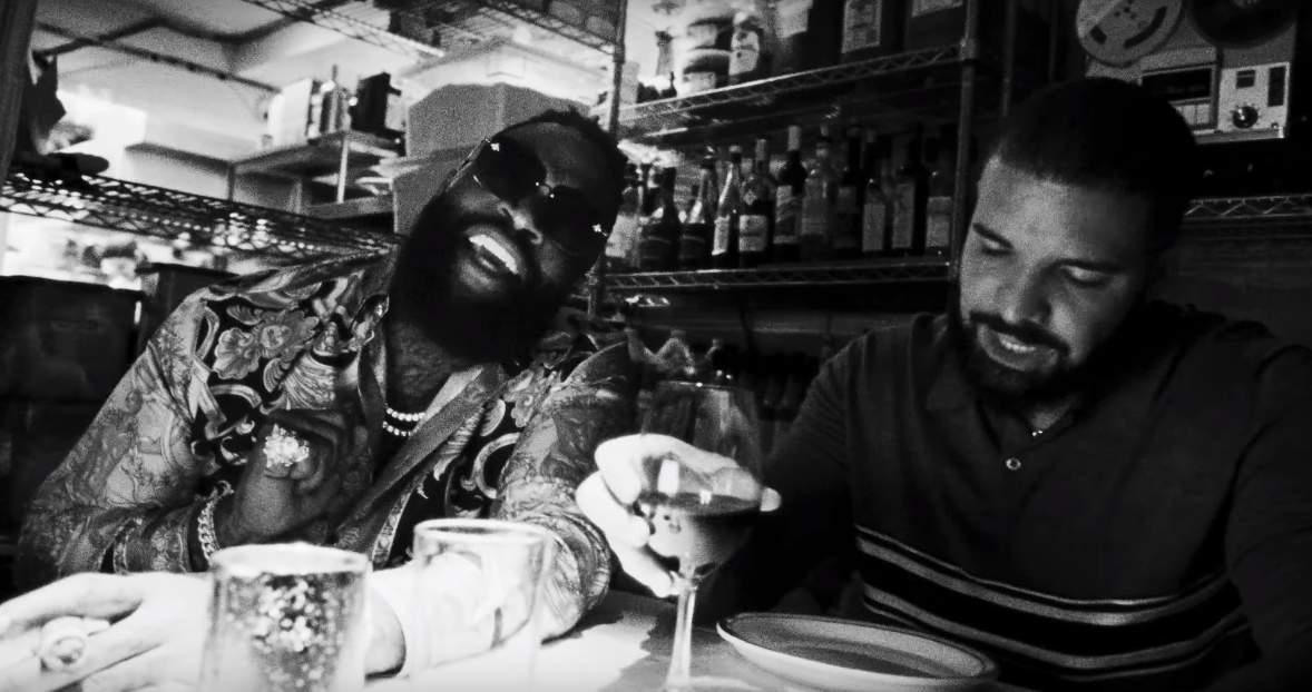 drake rick ross new song