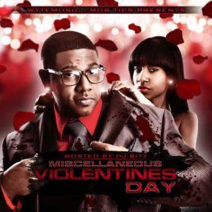 PHOTO: Miscellaneous Violentines Day mixtape